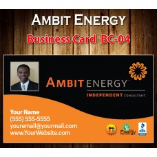 Ambit Energy BC-04 (Photo Card)