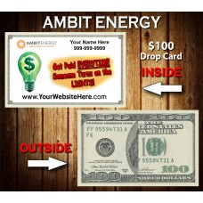 Ambit Energy $100 Drop Cards