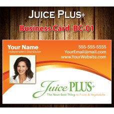 Juice Plus BC-01 (Photo Card)