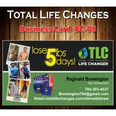 TLC - Business Card BC-05