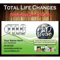 TLC - Business Card BC-04