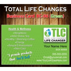 TLC - Business Card BC-06